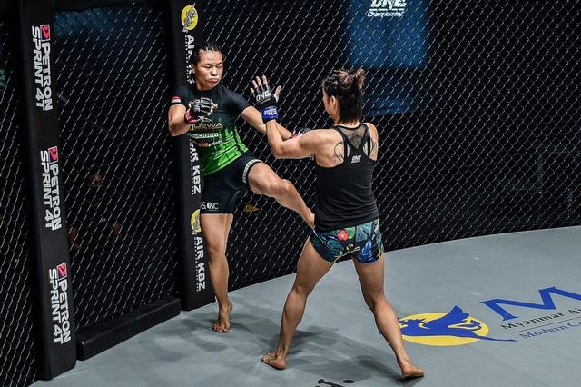 Jika Terealisasi, Ini Dua Laga ONE vs. UFC yang Priscilla Hertati Nantikan (789)