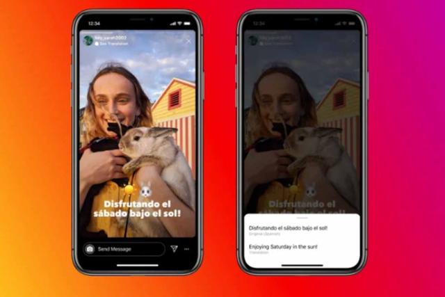 Instagram Stories Kini Bisa Terjemahkan Teks Bahasa Asing, Begini Caranya (490073)