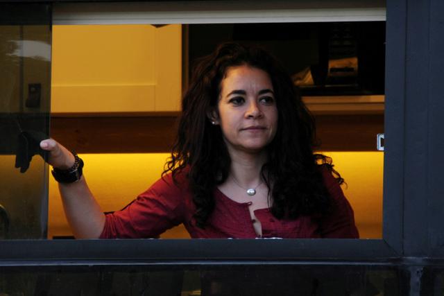 Foto: Wanita Mesir Ubah Bus Menjadi Rumah Mungil (36514)
