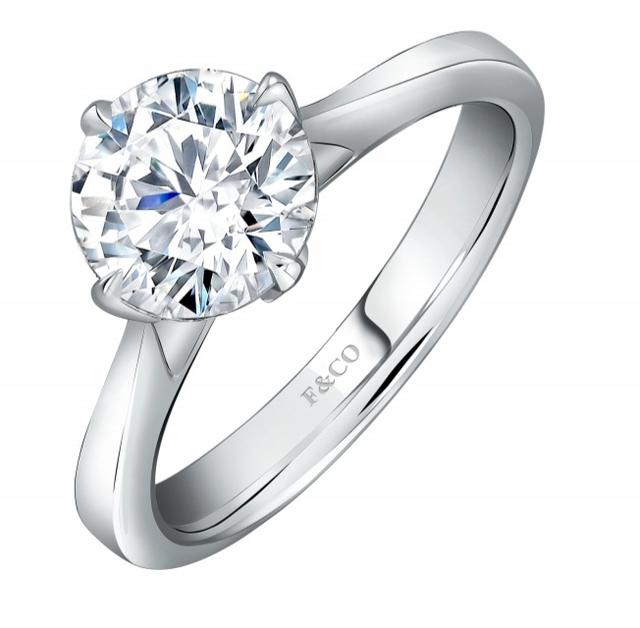 Rekomendasi Perhiasan yang Cocok Untuk Nyatakan Cinta Bersama Frank & co. (40229)