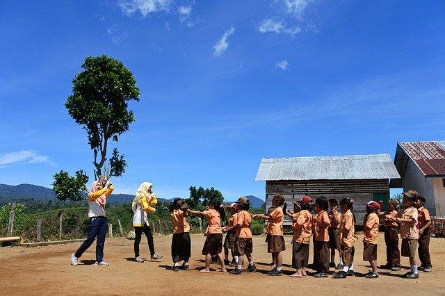 Lirik Lagu Hari Anak Nasional yang Mudah Dinyanyikan (38130)