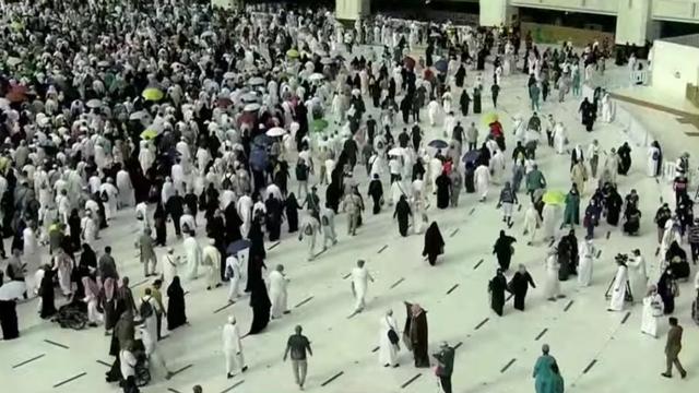 Tawaf Wada Haji 2021, Suasana Paling Ramai di Sekeliling Ka'bah Setahun Terakhir (491499)