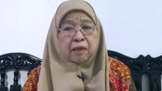 Wakil Ketua Fatwa MUI Prof Huzaemah Yanggo Meninggal Dunia karena COVID-19 (93747)