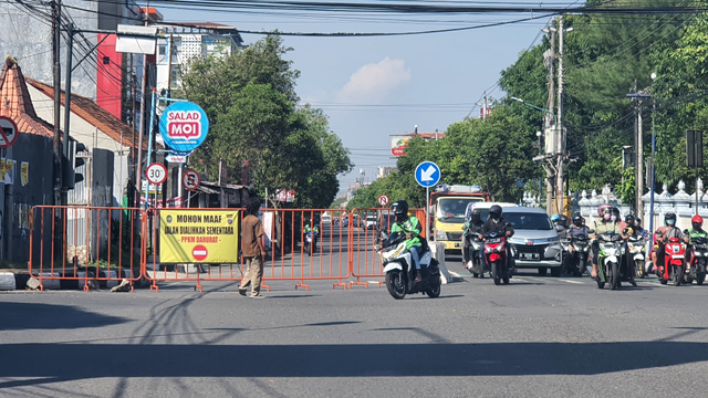 Kota Magelang Berlakukan PPKM Level 4 (58860)