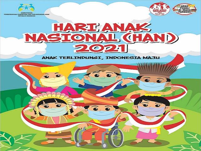 Peringatan Hari Anak Nasional 23 Juli 2021: Tema dan Maknanya (48537)
