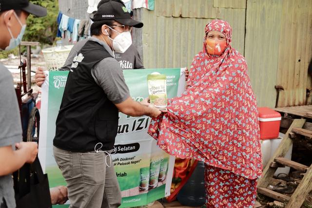 Daging Qurban Olahan Abon IZI Siap Disalurkan ke Seluruh Indonesia (889975)