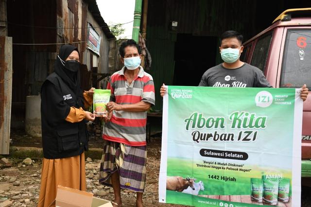 Daging Qurban Olahan Abon IZI Siap Disalurkan ke Seluruh Indonesia (889976)