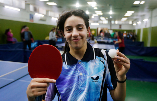 Hend Zaza, Pencinta Harry Potter Asal Suriah, Jadi Atlet Termuda Olimpiade 2020 (52916)