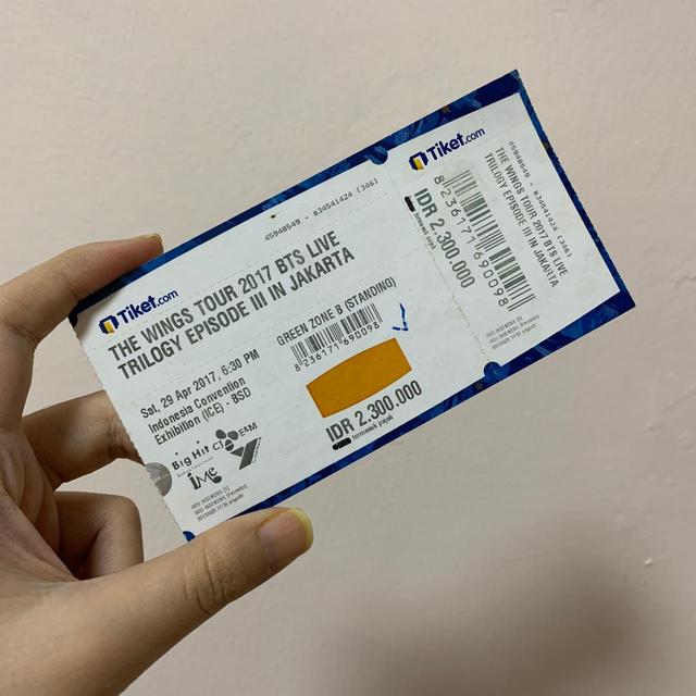 Pengalamanku yang Paling Membekas di Hati: Nonton Konser BTS (88433)