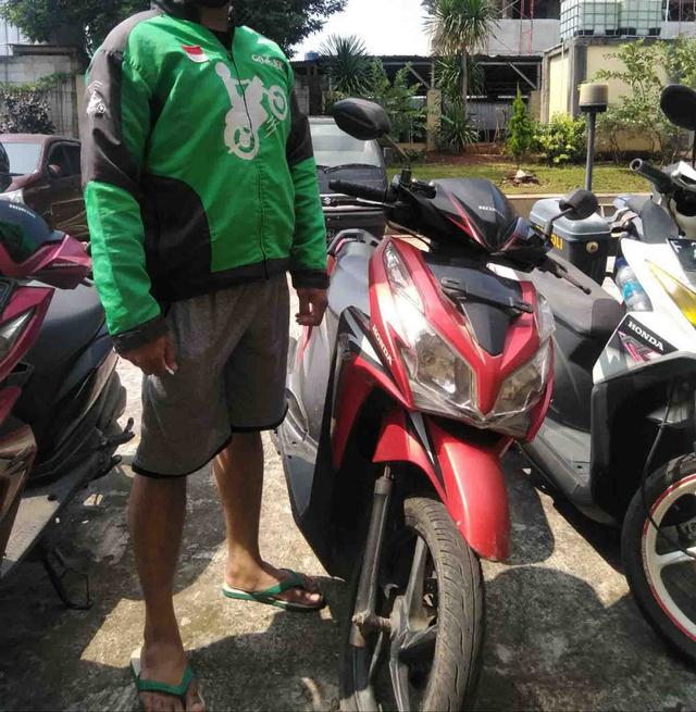 Mengaku Debt Collector, Sekelompok Pria Rampas Motor Pesantren di Cileungsi (325645)