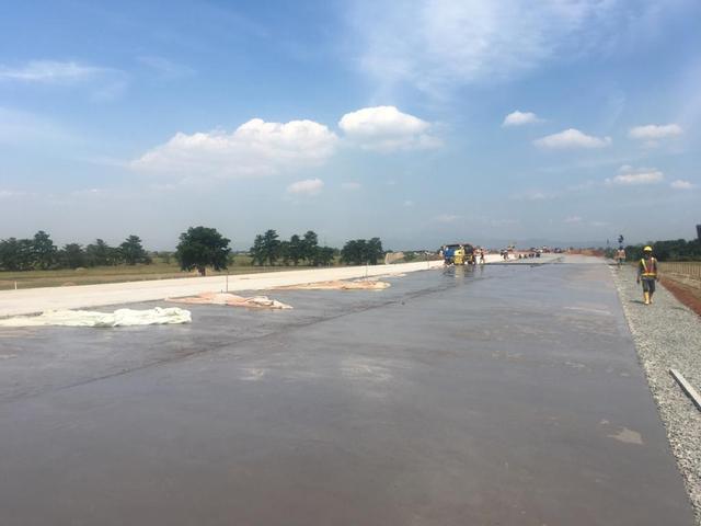 Progres Pembangunan Tol Pendukung Segitiga Rebana Sudah Capai 74 persen (7379)