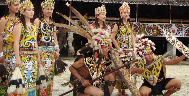 Lagu Daerah Kalimantan Timur, Ini 4 Judul yang Populer (9115)