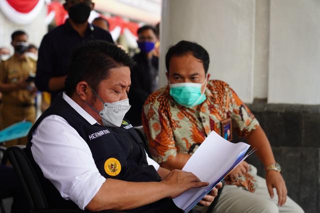 430.808 Keluarga di Sumsel Segera Menerima Bantuan Beras (856876)
