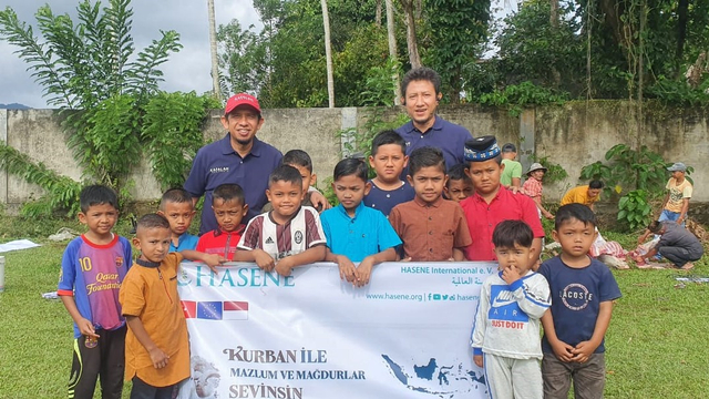 Muslim Turki Salur 90 Sapi Kurban ke Aceh, Sejarawan: Hubungan Kuat Sejak Dulu  (423794)
