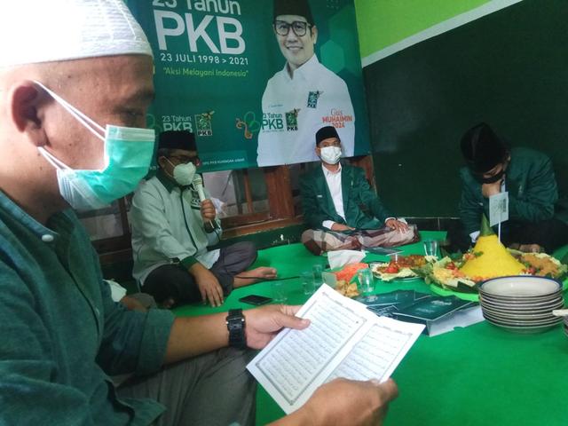 Khotmil Quran Warnai Peringatan Harlah PKB di Kuningan (381909)