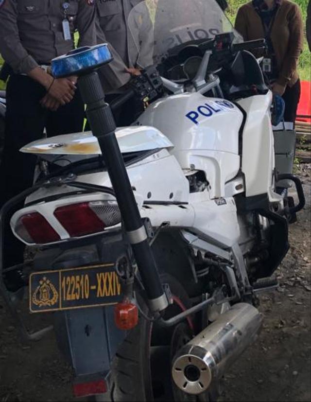 Moge Yamaha FJR 1300 Bekas Patwal Dilelang Murah, Segini Harganya (50986)