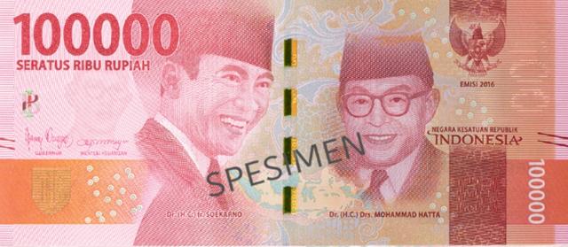 Sukarno-Hatta: Bersanding di Pecahan Rp 100 Ribu, tapi Sempat Berkonflik (51420)