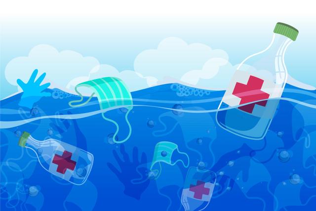 Bahaya Plastik Terselubung pada Masker Medis (370256)
