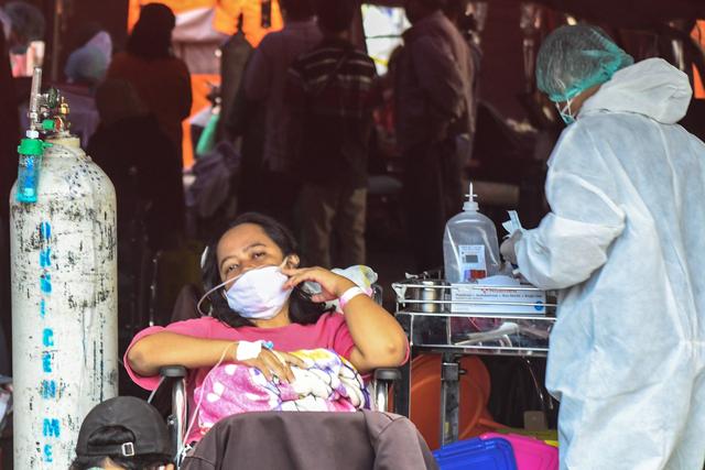 Dalam Sehari Pasien di Maluku Utara yang Sembuh dari COVID-19 Sebanyak 330 Orang (611578)