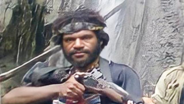 Osimin Wenda, KKB Penembak Tito Karnavian Diserahkan ke Lapas Abepura Jayapura (172981)