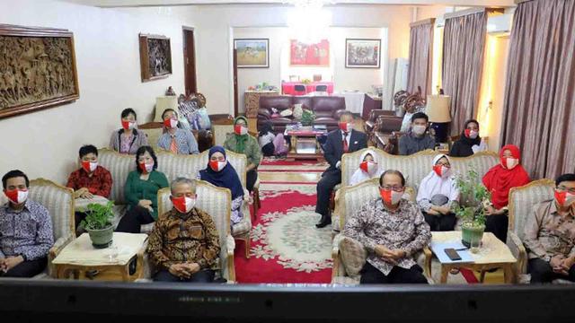 Dubes RI dan Diplomat KBRI Pyongyang Keluar dari Korut (295323)