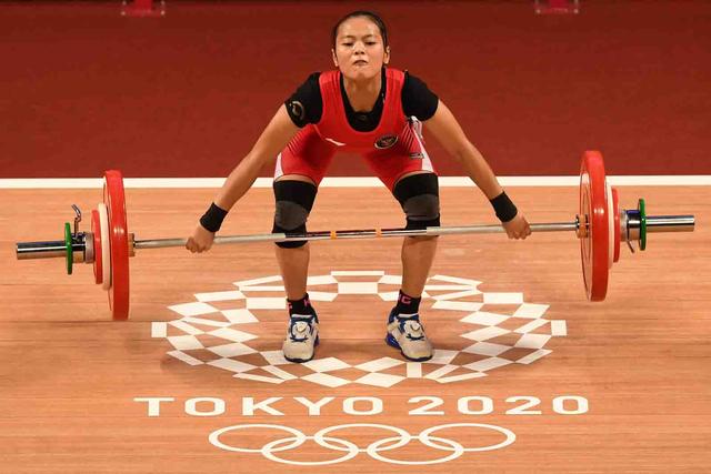 Mantapnya Konsistensi Angkat Besi Beri Medali untuk RI di Olimpiade (71410)