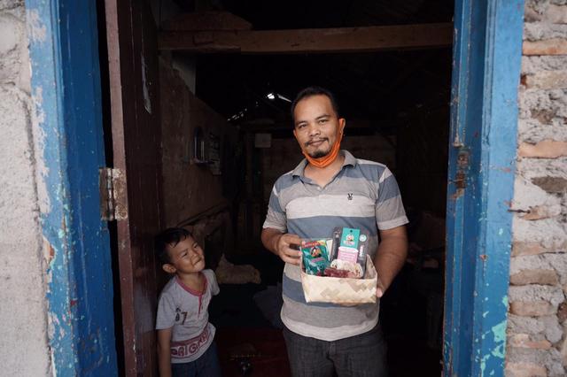 Kejutan Kurban Dari Bango Bersama Dompet Dhuafa Untuk Warga Lampung (349006)