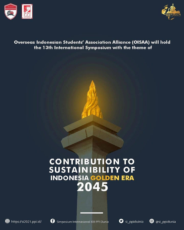 SIMPOSIUM INTERNASIONAL XIII PERHIMPUNAN PELAJAR INDONESIA DUNIA (154067)