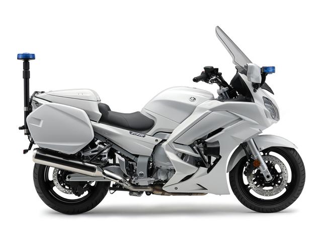 Spesifikasi Moge Bekas Patwal Yamaha FJR 1300 yang Dilelang Rp 24 Jutaan (50152)