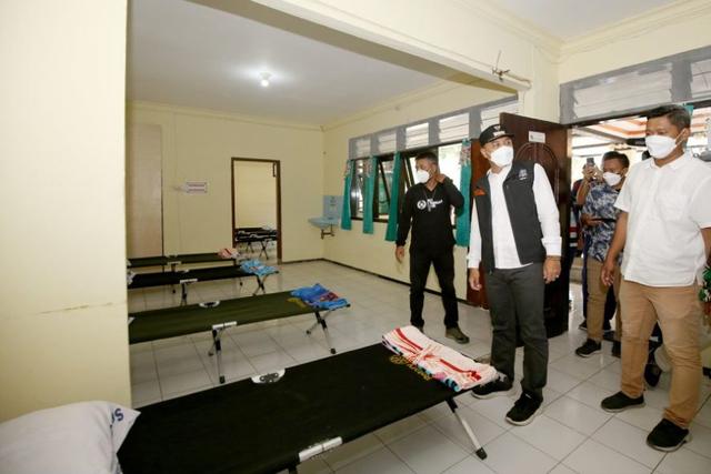 Cegah Penularan Klaster Keluarga, Pemkot Surabaya Bikin Rumah Sehat COVID-19 (384251)