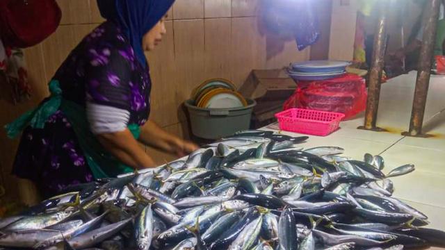 Cuaca Buruk, Harga Ikan di Ternate Naik (990495)