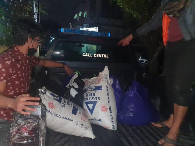 Polisi di Ternate Gagalkan Penyelundupan 500 Kantong Miras (255165)