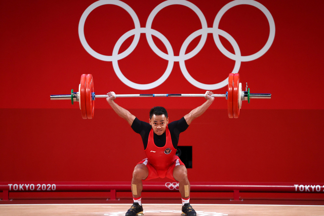 Inilah Para Lifter Muda Indonesia Calon Penerus Eko Yuli di Olimpiade (6241)