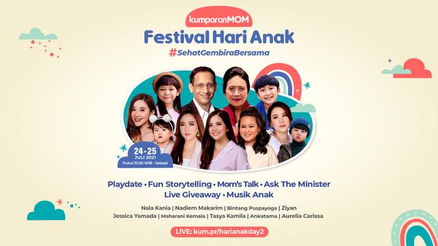Rangkuman Keseruan Festival Hari Anak 2021 di Hari Pertama dan Kedua (136203)