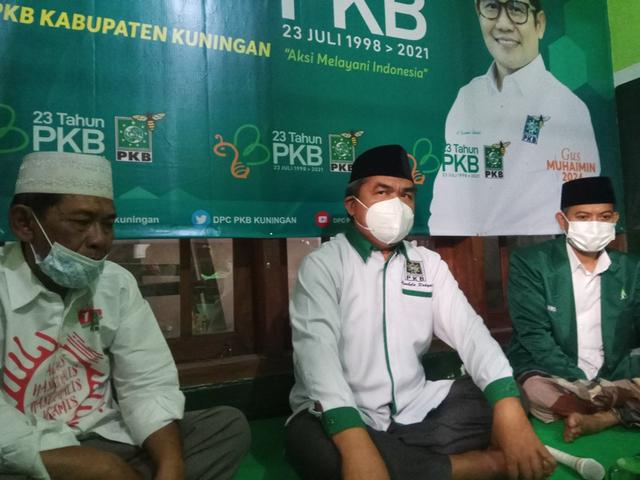 Injak Rem Kampanye Capres 2024, PKB Kuningan Diminta Cak Imin Bantu Warga Isoman (66424)