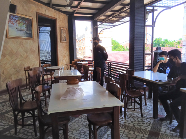 Foto: Wujud Hotel Youtuber Jambi yang Direlakan Jadi Tempat Isolasi COVID-19 (650139)