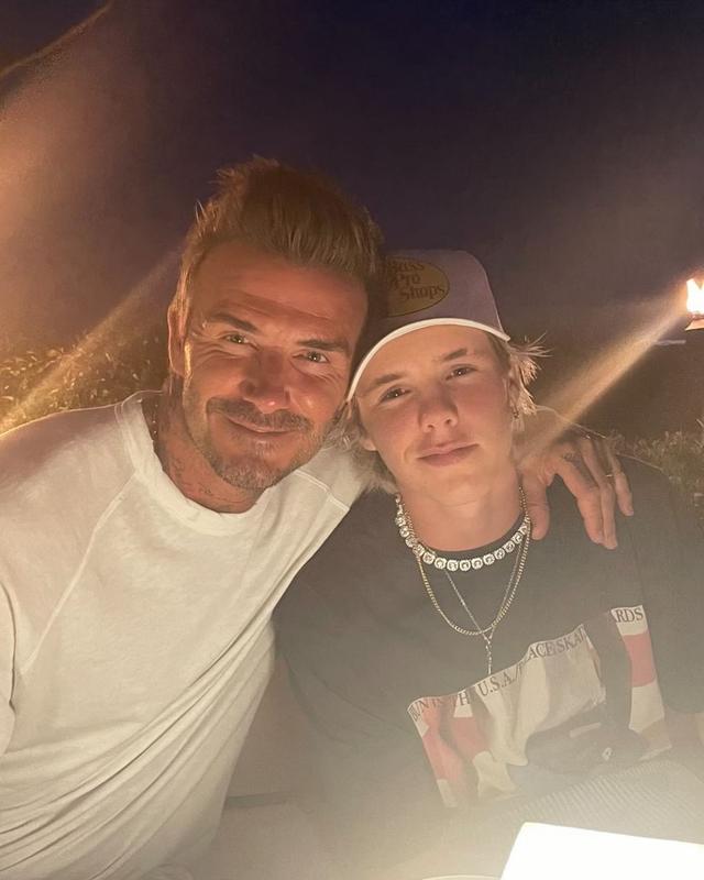 David Beckham Berurusan dengan Polisi Gegara Ulah Anak (23826)