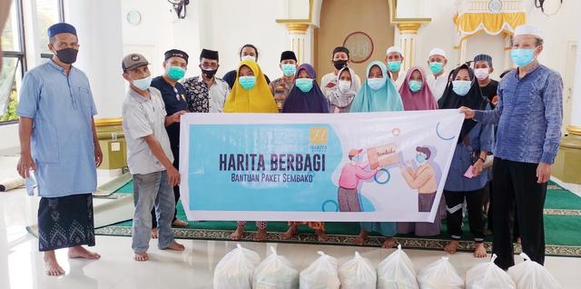 HARITA Nickel Distribusikan 1.500 Paket Sembako untuk Warga Terdampak Pandemi (289154)