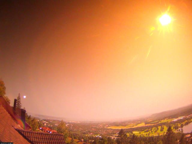 Heboh Meteor Raksasa di Langit Norwegia, Bikin Malam Jadi Terang (37966)