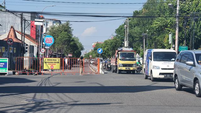 PPKM Level 4 Diperpanjang, Cek Update Titik Penyekatan di Yogyakarta (386359)