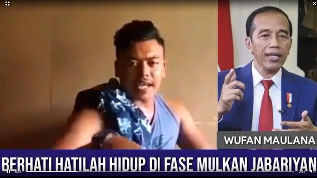 Pemuda yang Hina Jokowi dan Sebut Corona Tak Ada di Aceh Tinggal di Malaysia (444204)