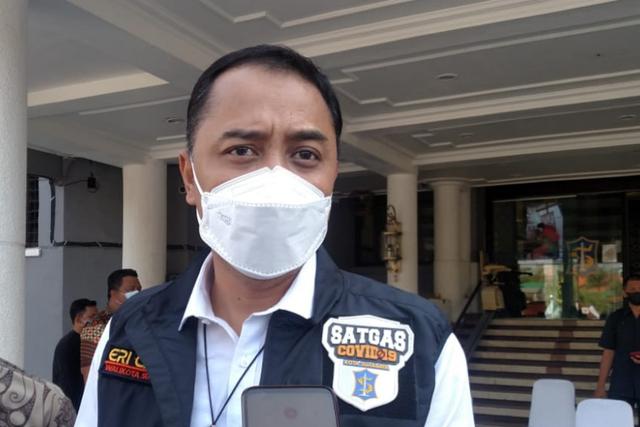 Wali Kota Surabaya Klaim Jumlah Kematian karena COVID-19 Turun Selama PPKM (278408)