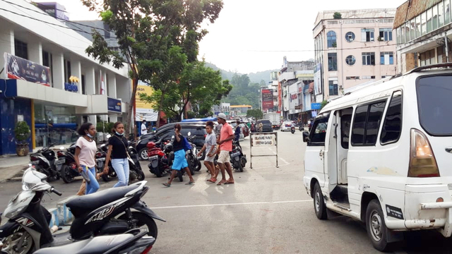 Wali Kota Jayapura: Warga Masih Kepala Batu, PPKM Level 4 Belum Diterapkan (783792)