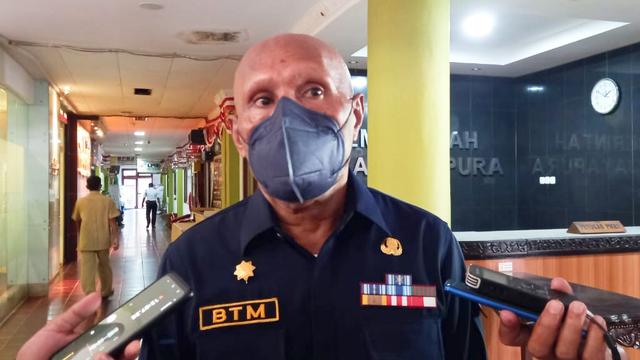 Wali Kota Jayapura: Warga Masih Kepala Batu, PPKM Level 4 Belum Diterapkan (783793)