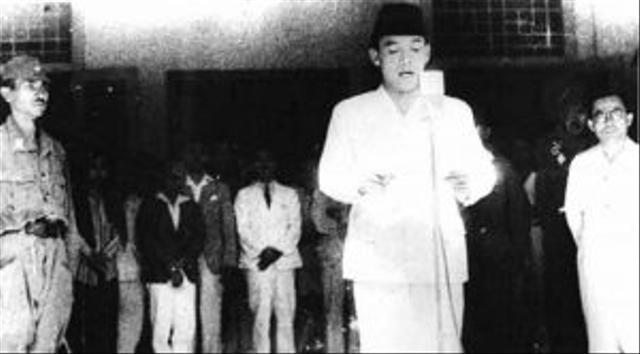 Fakta-fakta Peristiwa Proklamasi Kemerdekaan Indonesia (261174)
