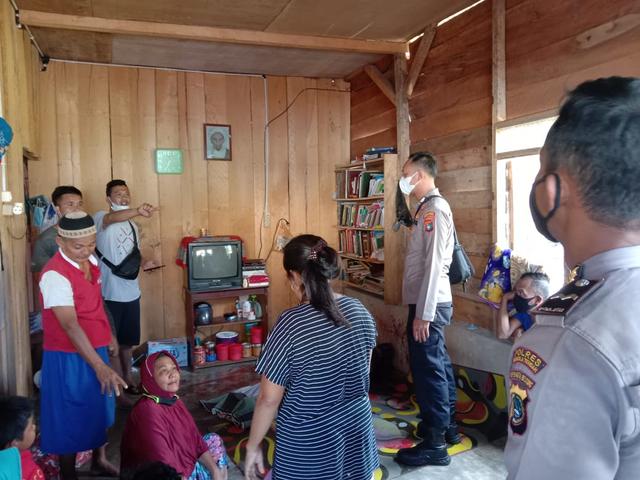 Pelaku Pembunuhan di Bangka Tengah Dimualafkan Ustaz Jauhari (894136)
