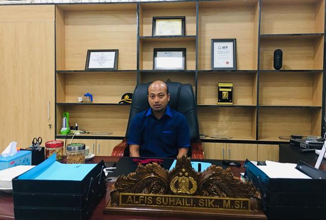 Direktur dan Wadir Ditreskrimsus Polda Maluku Utara Diganti (1205649)