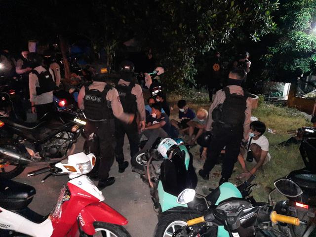 Belasan Pemuda Gelar Balap Liar di Solo, Yamaha NMax Jadi Hadiah Taruhan (323973)