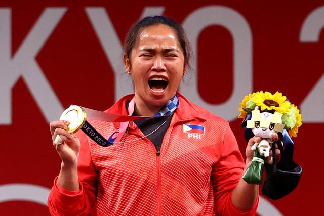 Raih Medali Emas di Olimpiade 2020 Atlet Ini dapat Makanan Gratis Seumur Hidup (22041)