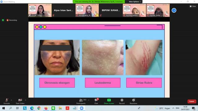 Kulit Menghitam, Ginjal Bocor,  Tremor, Efek Kosmetik Bermerkuri dan Hidrokuinon (693383)